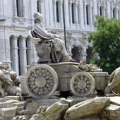 Fountain of Cibeles